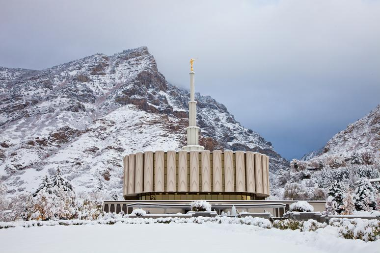 No. 11: Provo, Utah (Avg. Yearly Snow: 57.3 inches)