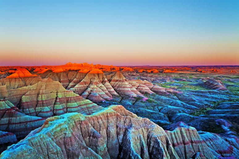 50 States: 50 Places: The Top Natural Wonder in Your State