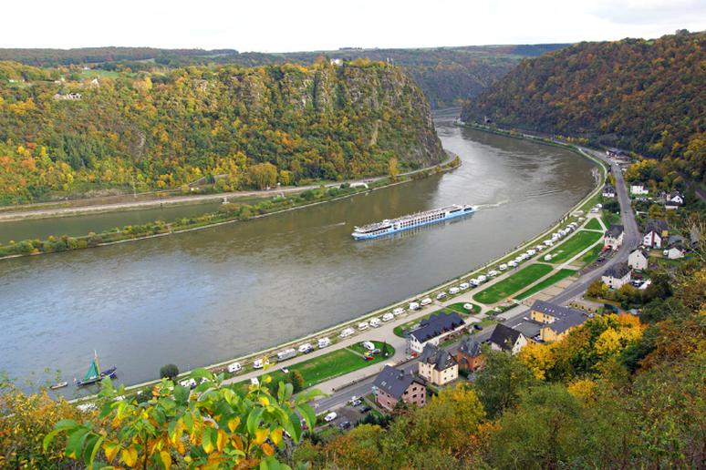 Oberrhein, Germany