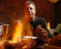 Iconic chef Anthony Bourdain was found dead, June 8, 2018. He was 61. (James Keivom / New York Daily News)