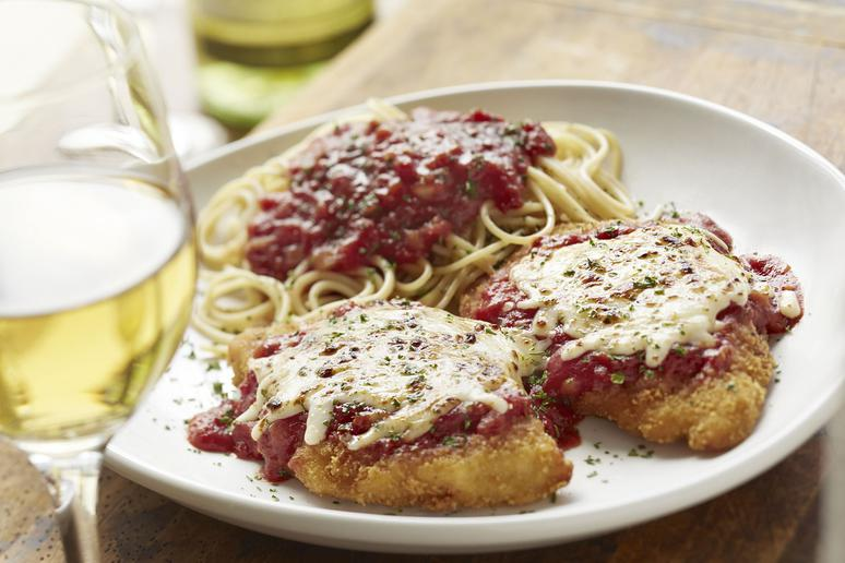 Olive gardens famous chicken parm recipe by natalie lobel chicken parm forumfinder Images