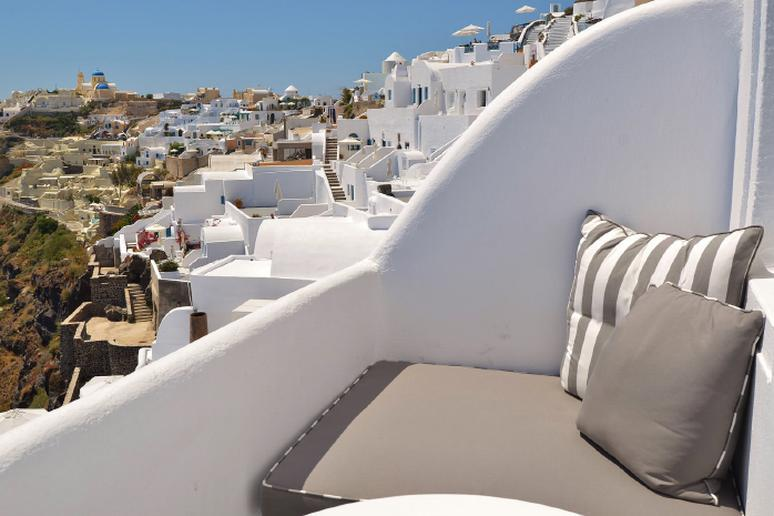 Kirini Suites & Spa—Santorini, Greece