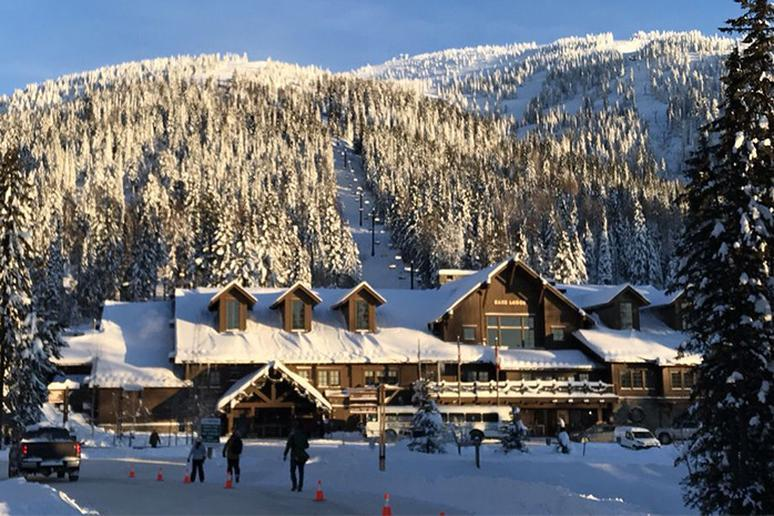 Montana: Whitefish Mountain Resort (Whitefish)