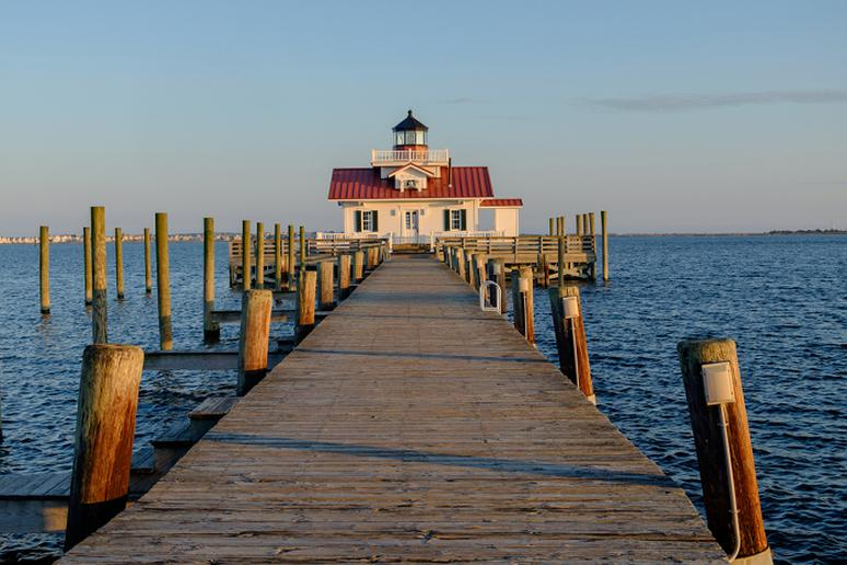Roanoke Island, North Carolina