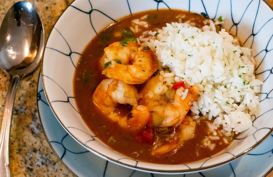 Shrimp Etouffee Recipe By Jacqui Wedewer
