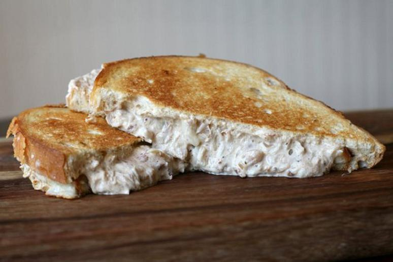 Crabby Melt — Grilled Cheese & Co., Catonsville, Md.