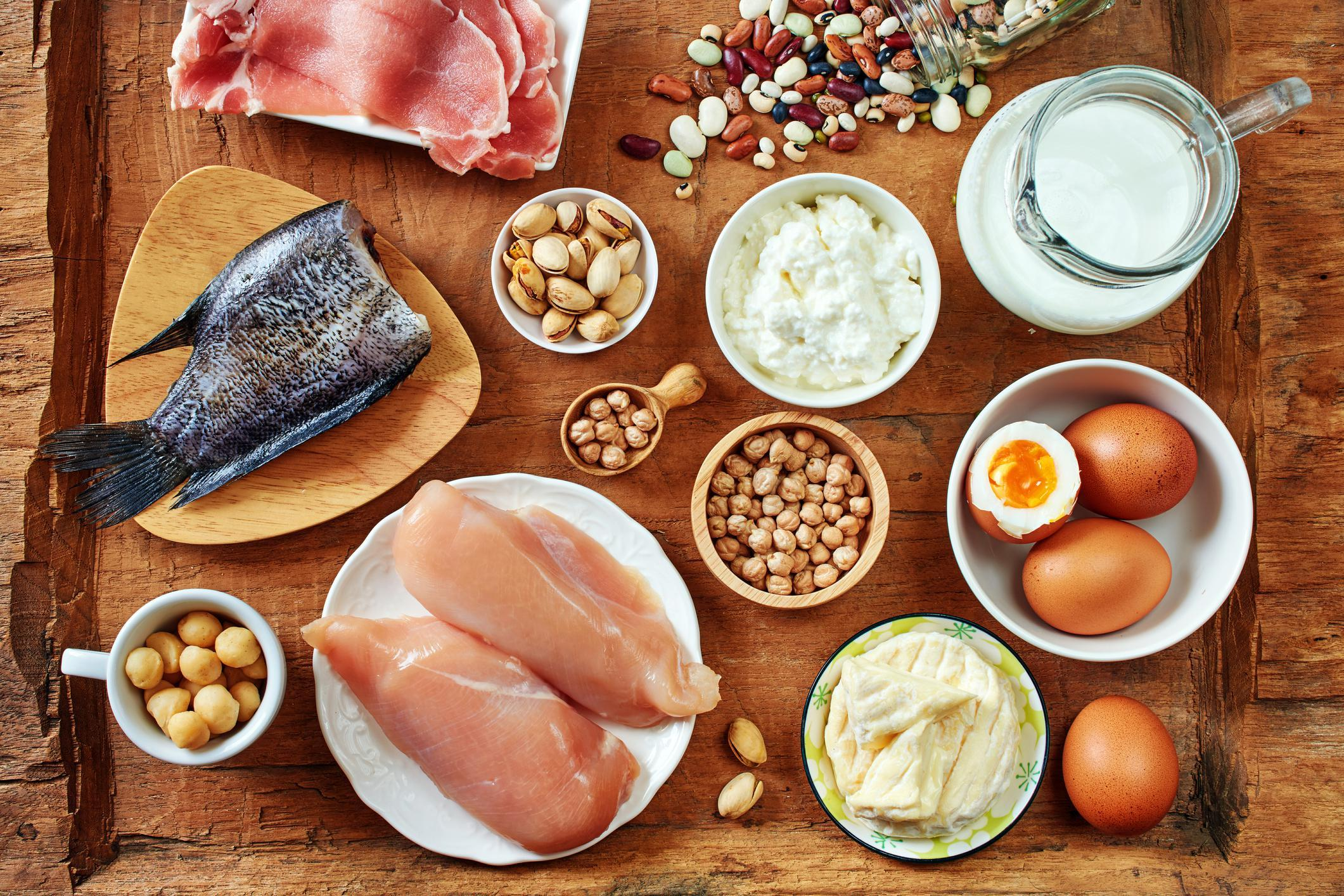 Subtle Signs You Need to Eat More Protein
