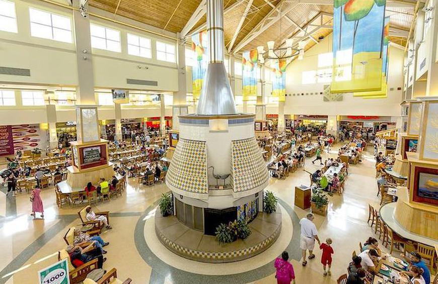 17adbc61757 The Best Mall Food Courts in America Gallery