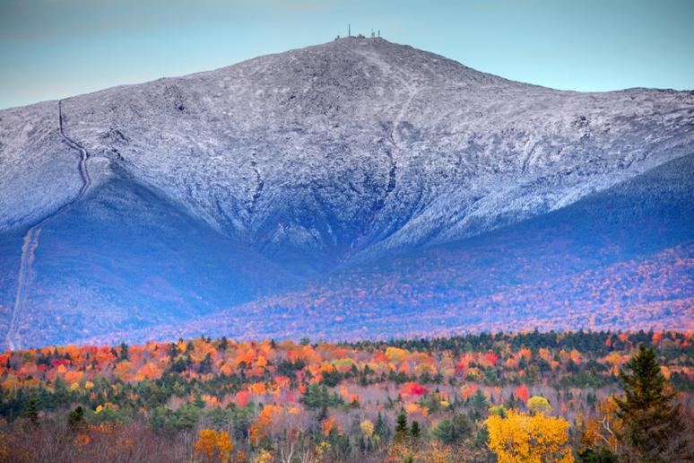 New Hampshire – Mount Washington