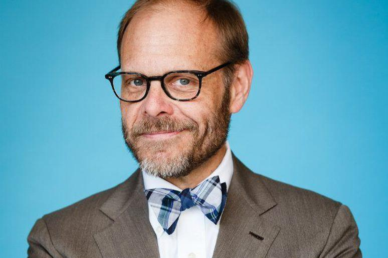 Alton Brown Makes Bow Ties Cool Again