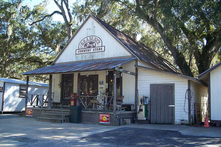 3. Bradley's Country Store - Tallahassee, Florida