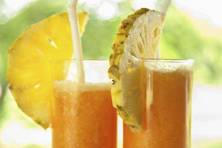 The Tropical Kale Smoothie Recipe