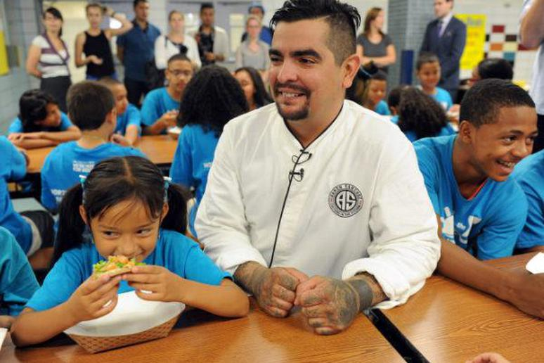 Aarón Sánchez Teams Up with WhyHunger in to Support Summer Food Service Program