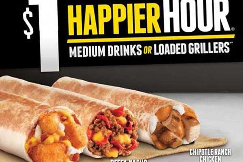 Taco Bell Happy Hour