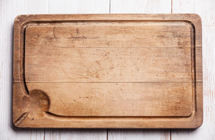 How to clean cutting boards