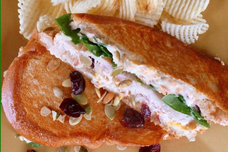 Grilled Holiday Sandwich