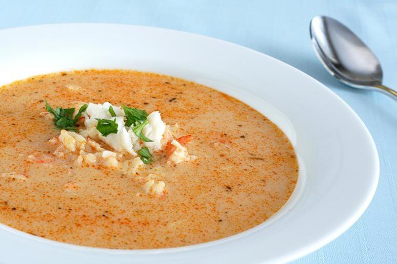 Crab Bisque