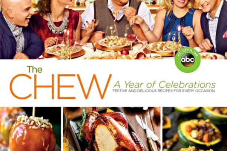 'The Chew' is Releasing a New Holiday Cookbook