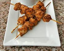 Chicken Tawook Skewers