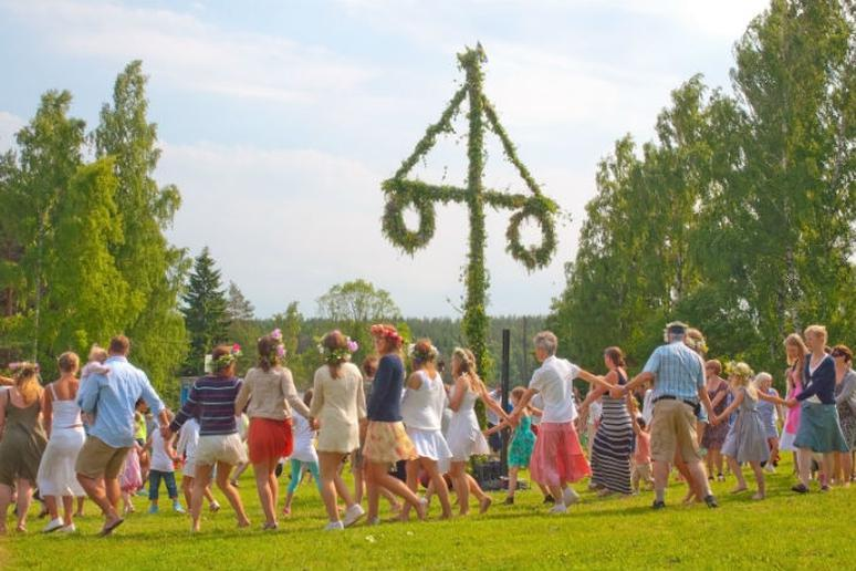 The Most Fun Summer Solstice Celebrations Around the World