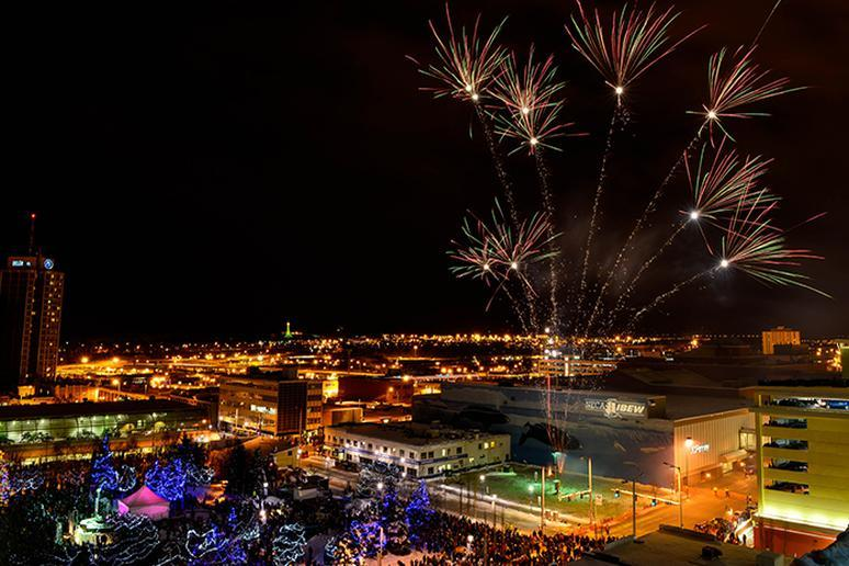 Alaska: Anchorage New Year's Eve Celebration (Anchorage)