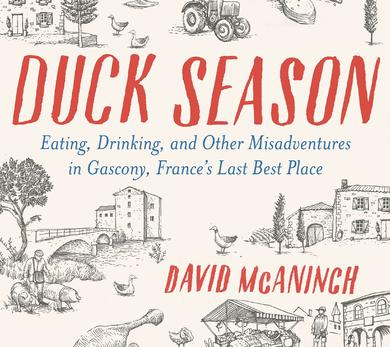 The cover of Duck Season by David McAninch