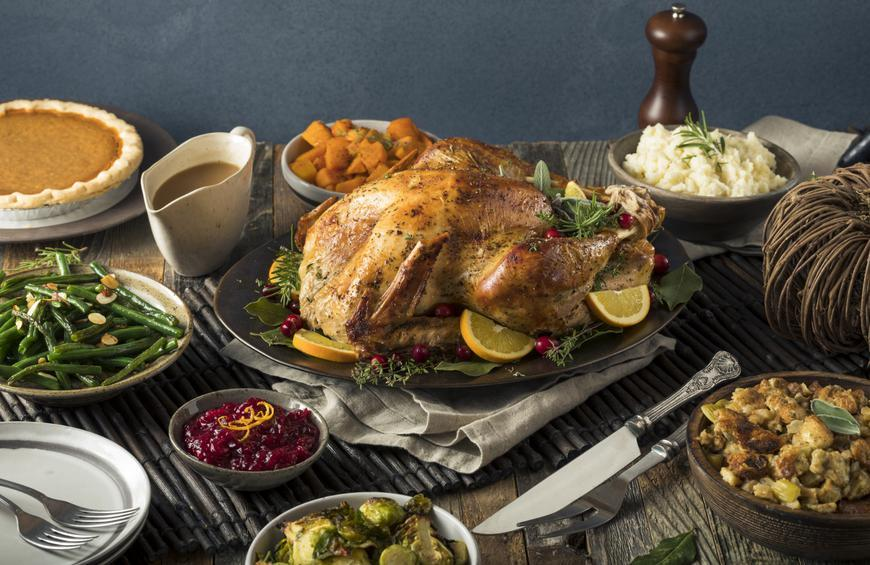 Premade Christmas Dinner.10 Thanksgiving Dishes You Should Just Buy At The Store Gallery