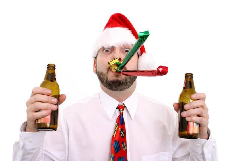 Worst Drinks to Order at Your Office Holiday Party