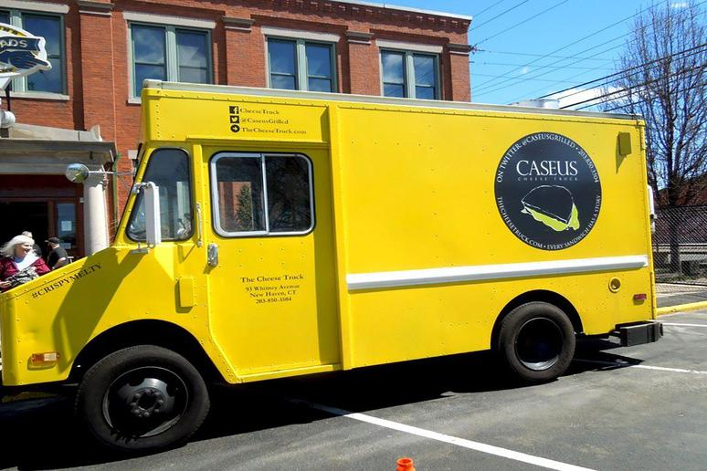 #99 The Caseus Cheese Truck, Connecticut (Various Locations)