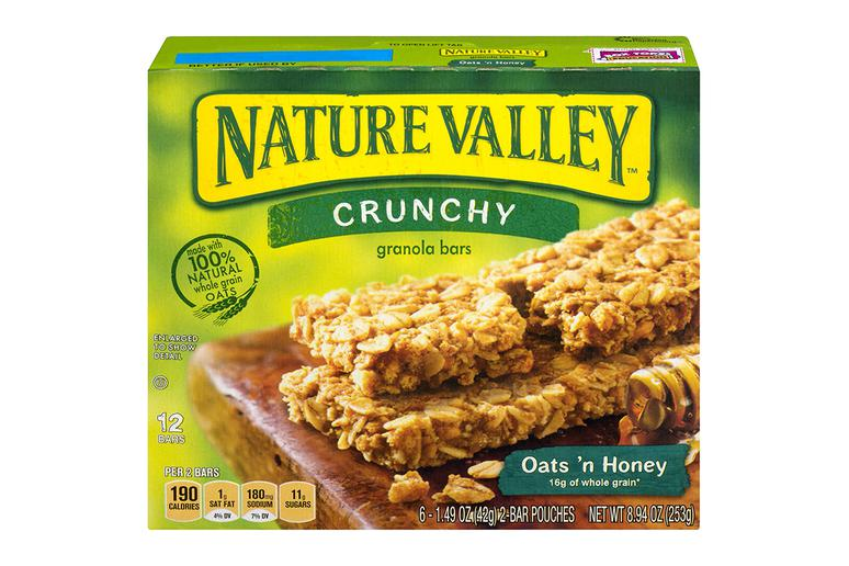 Nature Valley Oats N Honey Good For You