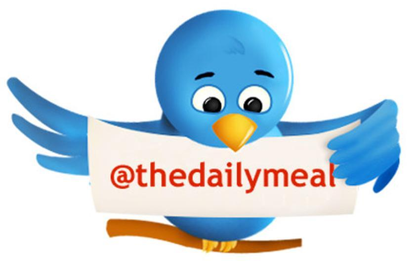 Follow The Daily Meal on Twitter