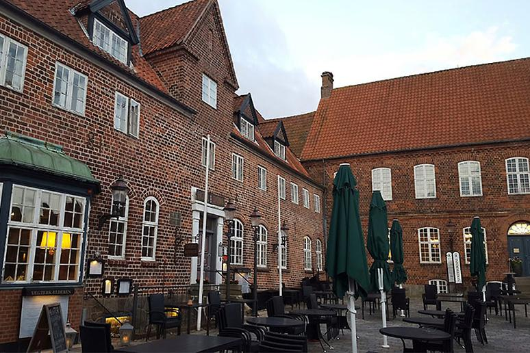 The Old Jailhouse in Ribe, Denmark