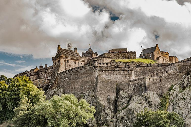 Edinburgh Castle (Edinburgh, Scotland)