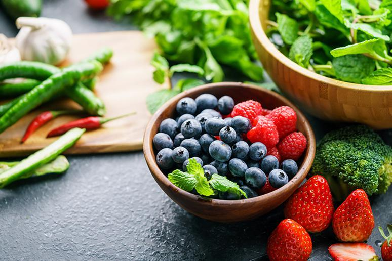 Antioxidants are important
