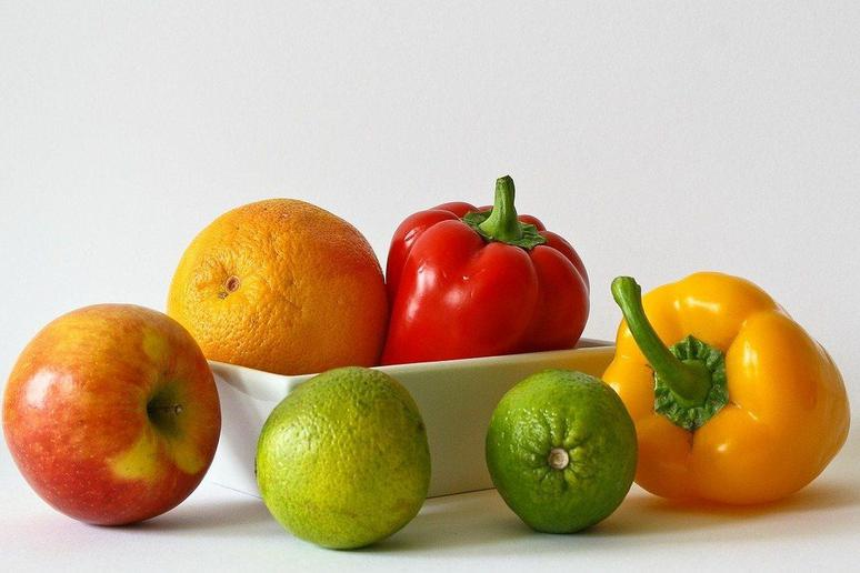 Unwashed Fruits and Vegetables