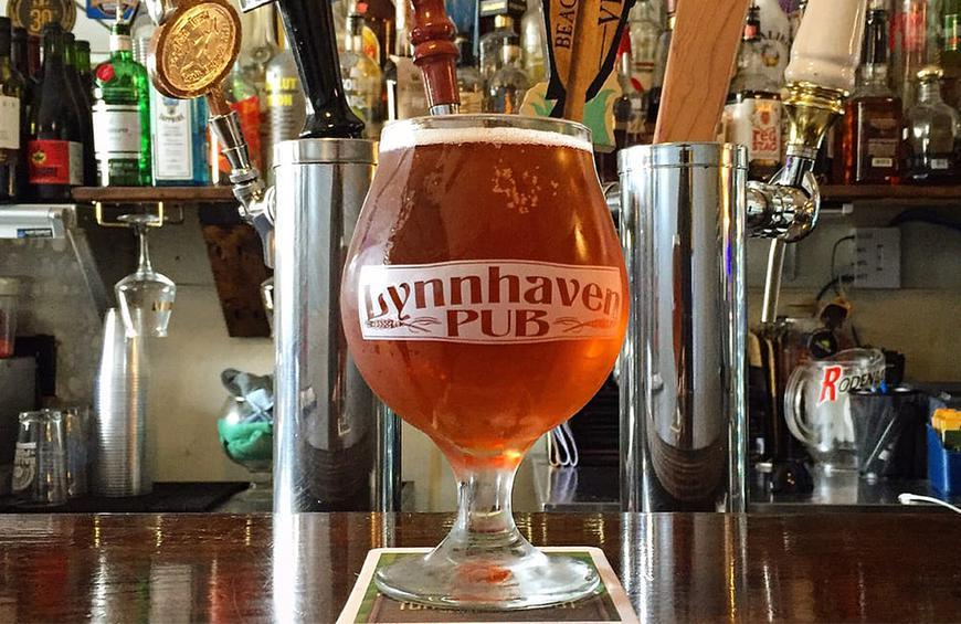 Virginia: Lynnhaven Pub (Virginia Beach)