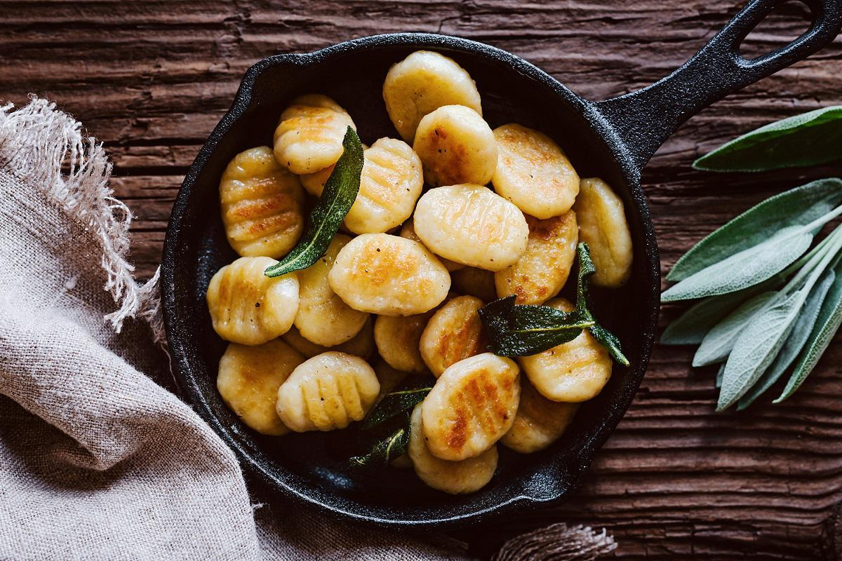 Chrissy Teigen S Sweet Potato Gnocchi With Brown Butter And Sage Recipe By Hannah Hoskins