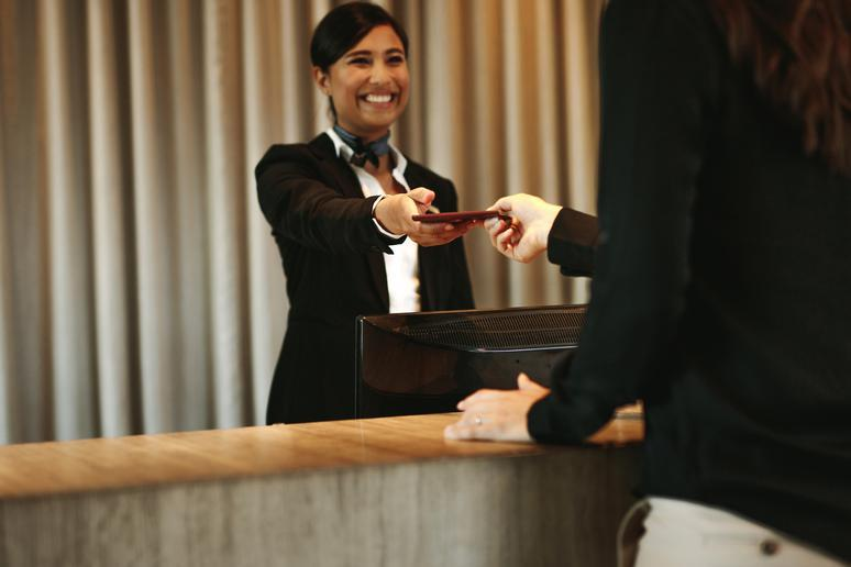 Hotel: When you need confidence in your accommodations