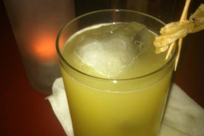 The Ember Cocktail