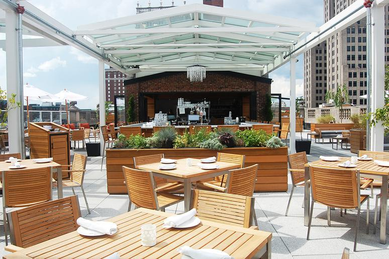 Rhode Island: The Rooftop at Providence G (Providence)