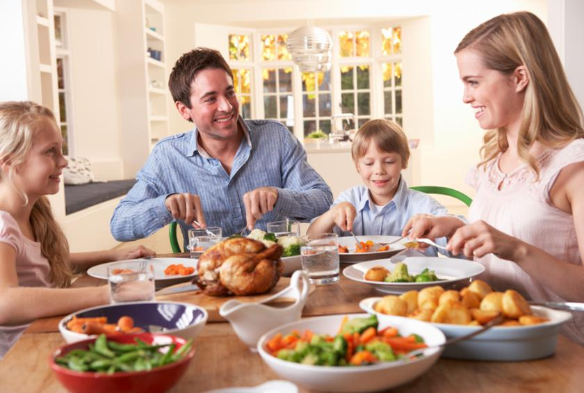 7 Tips For Teaching Table Manners To Kids Slideshow