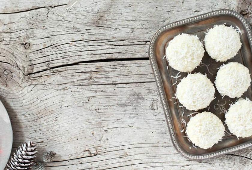 Coconut Snowball Cupcakes Recipe By