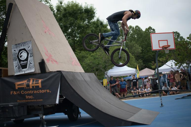North Carolina - Test your limits during the Mountain Sports Festival