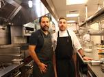 World-Renowned Chefs Enrique Olvera and Jordi Roca Bring Mexico and Spain Together for Dinner at Cosme