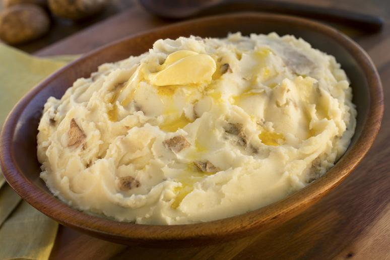 Creamy and Delicious Mashed Potatoes
