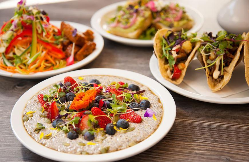 The Most Vegan Friendly Restaurant In Every State According