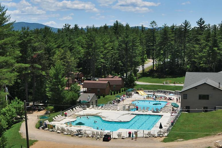 New Hampshire: Danforth Bay Camping & RV Resort (Freedom)