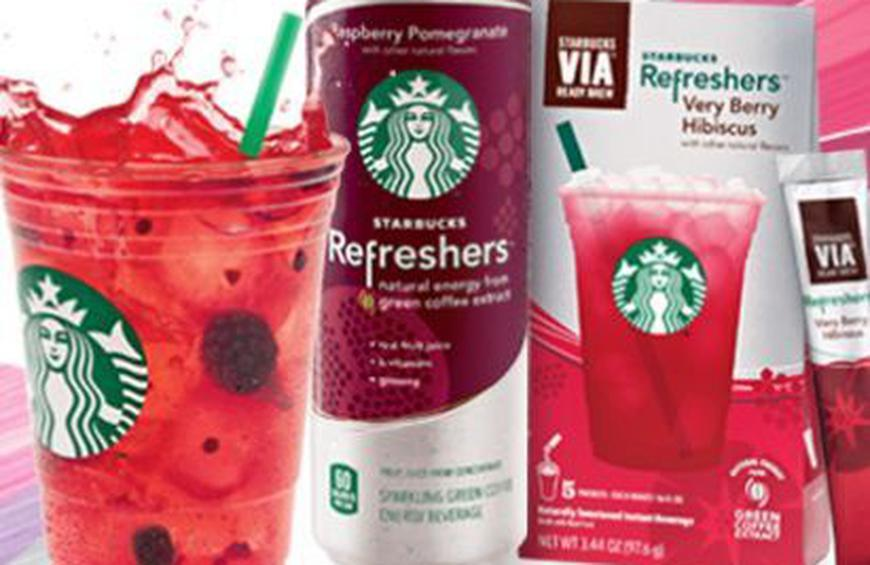 Starbucks Energy Drinks Hit Stores Tomorrow