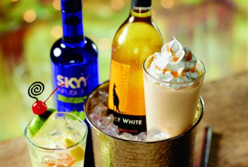 Red Robin Now Serving Wine Shakes on Spring Menu