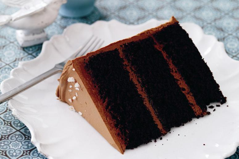 Sweet and Salty Cake